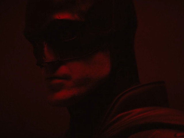 Feast your eyes on the first set photos of Robert Pattinson as 'The Batman'