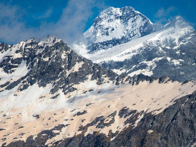 New Zealand's glaciers are turning red - and it's because of Australia's bushfires