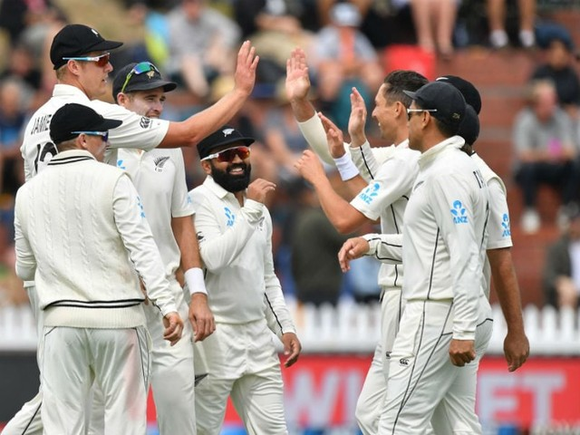 1st Test Day 2 Live: NZ On Top As India Fail To Make Inroads Before Lunch