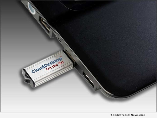 VXL Launches New CloudDesktop On the Go (CoGo), a Truly Portable Linux Micro Thin Client