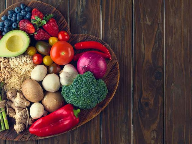 High Fiber Foods May Counteract the Effects of Pollution