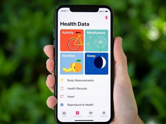 Get your medical history on your iPhone