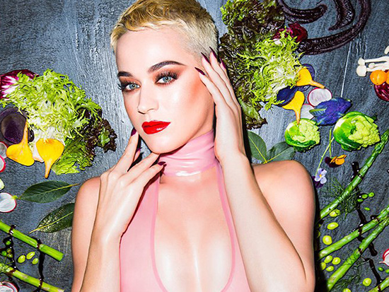 Katy Perry Is About To Hit The Studio With Producer Steve Mac