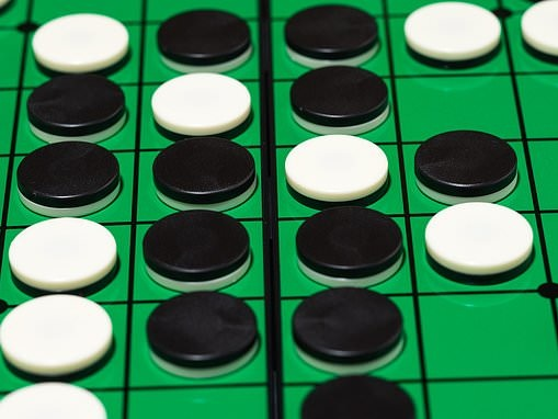 A researcher in Japan designed an AI program for Othello that always loses to human players