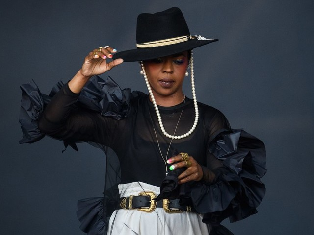 Here's Lauryn Hill's first solo song in 5 years