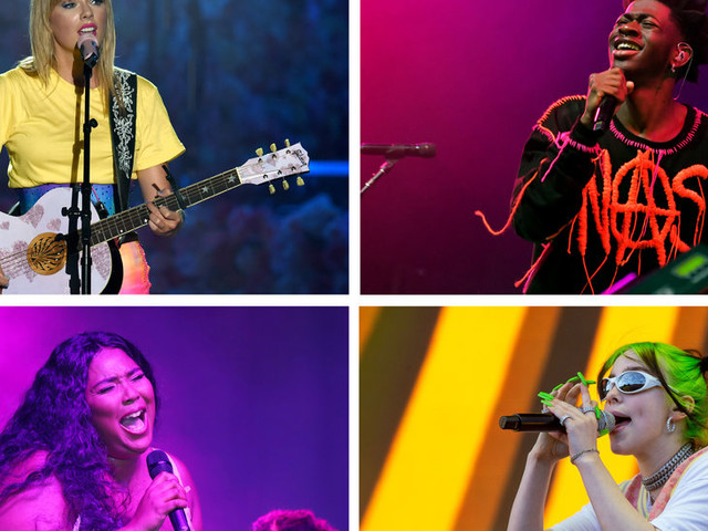See How 7 Grammy Artists Made Their Hits