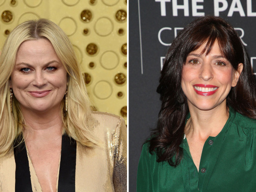 Amy Poehler, Jessica Goldberg Team for 'The Mother-in-Law' Put Pilot at NBC