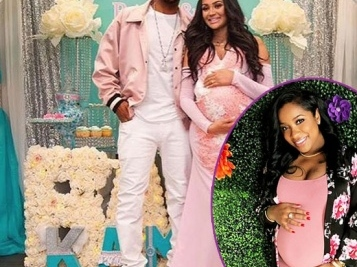 Juicy J & Wife Throw Tiffany & Co. Inspired Baby Shower + Pregnant Toya Wright Gets Showered At Pamper Party + Kijafa Vick Wants You To Know Her Snapback Is A1