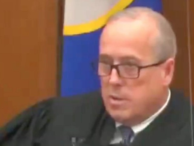 Judge blasts Maxine Waters' 'abhorrent' comments and says they could lead to overturn of Derek Chauvin trial on appeal