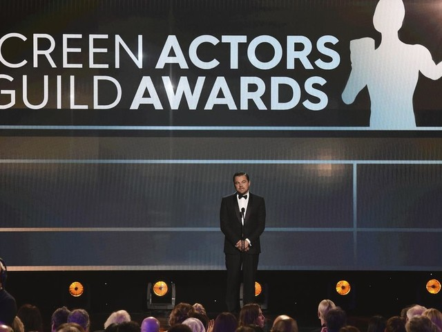 SAG Awards moves air date to avoid conflict with Grammys