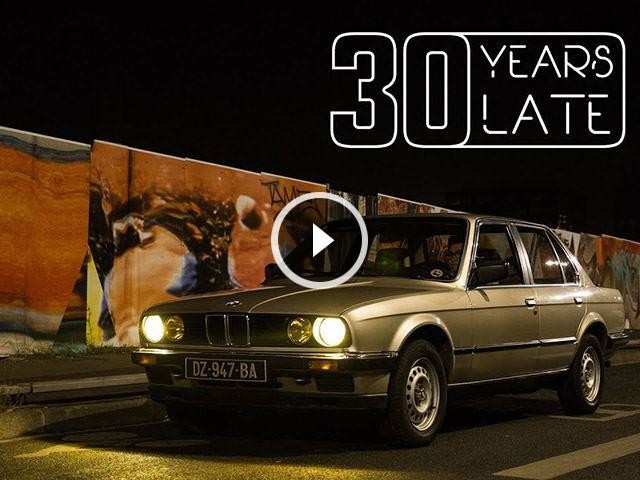 Owning A 30 Year-Old E30 BMW 3 Series Is Not For The Faint Of Heart