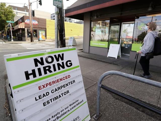 U.S. hiring slowed in November as coronavirus cases surged, ADP report says