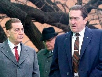 "Only 18% Of ""The Irishman"" Viewers Made It All The Way To The End"