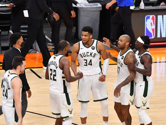 The Bucks Dared to Dream. Now They've Almost Realized the Biggest One.