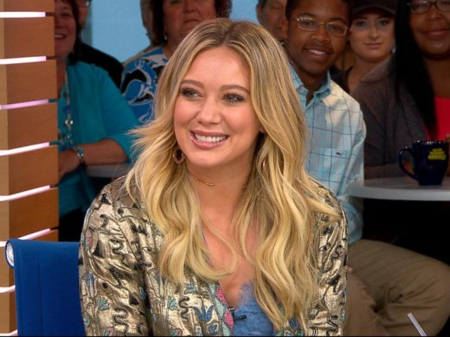 WATCH: 'Younger' star Hilary Duff reveals when her son realized she's famous