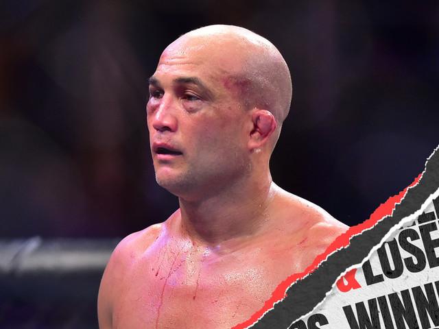 UFC 237: Namajunas vs. Andrade - Winners and Losers