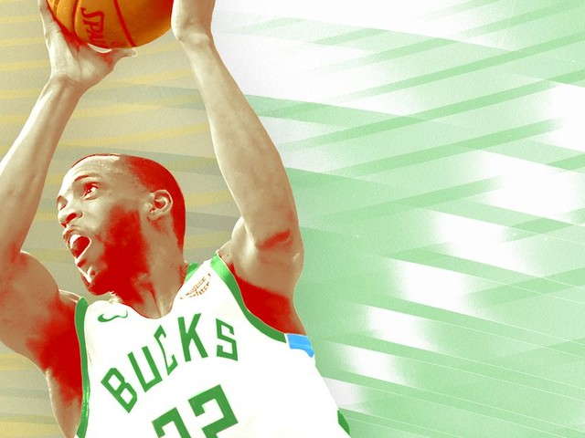 The Bucks Have a Perfect Second Option in Khris Middleton