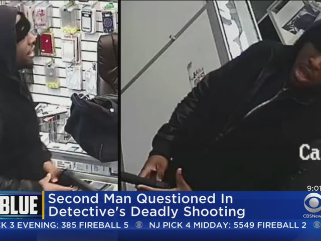 Second Suspect Being Questioned As NYPD Prepares For Det. Brian Simonsen's Funeral