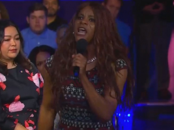 WATCH: Transgender Woman Pops Off During LGBTQ Town Hall Event