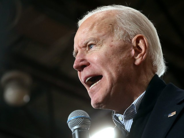 Joe Biden calls for 'rational' gun policy banning '50 clips in a weapon,' mocks idea of guns as defense against government
