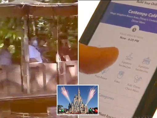 What Disney World will look like when it reopens: Rooms unlocked with apps and partitions on rides