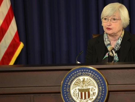 Janet Yellen Thinks A Little Inflation Is A Good Thing