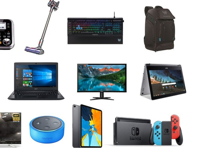 Nintendo Switch, iPad Pro, Acer Laptops, Dyson Vacuum, and more deals for Mar. 14