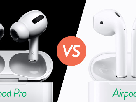 What Is The Difference Between AirPods 2 and The AirPods Pro?