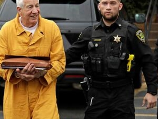 Jerry Sandusky resentenced to 30 to 60 years, same as before