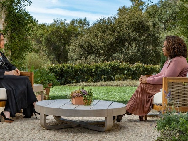 10 patio furniture dupes from the Meghan and Harry interview with Oprah