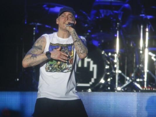 Eminem Announces Revival Popup Serving Mom's Spaghetti