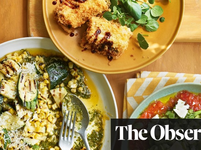 The 20 best summer vegetable recipes