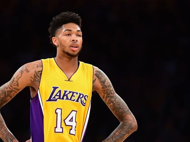 Magic Johnson says Lakers probably will not trade Brandon Ingram, ever