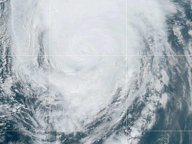 Hurricane Lorenzo Has Broken Records in the Atlantic