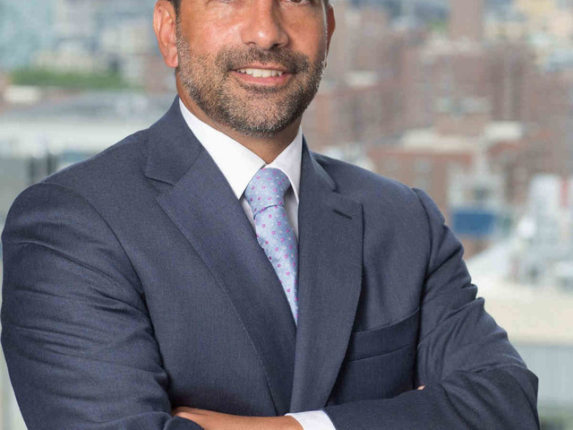 Brooklyn lawyer named Crohn's and Colitis Foundation's Man of the Year