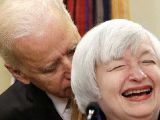 """Yellen Admits Inflation Is About To Surge, Says It Will Be A """"Plus For Society"""""""