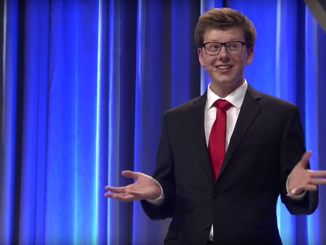 This 20-year-old high school dropout bought $1,000 worth of bitcoin at the age of 12 — now he's worth $4.5 million (FB)