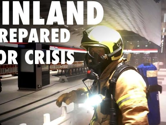 A Look At Finland's Extensive Disaster-Preparedness Plans