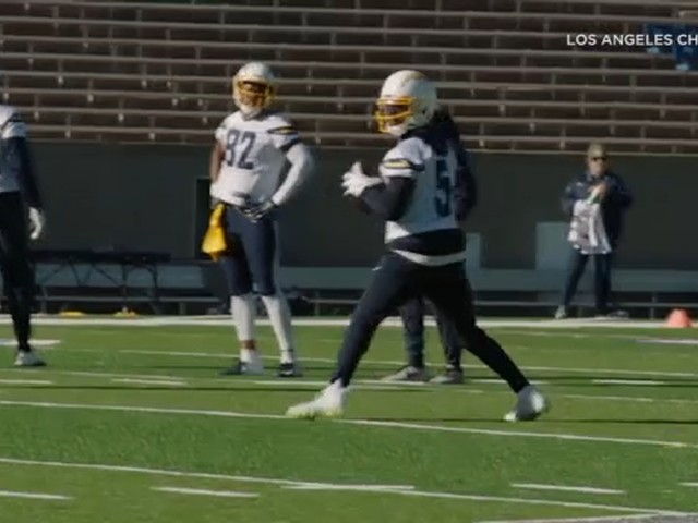 Chargers take on high-altitude training in Colorado