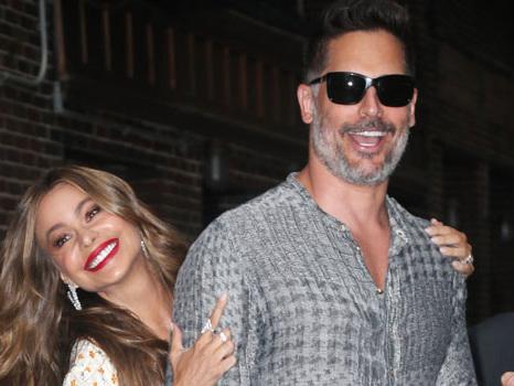 Sofia Vergara Leaves Flirty Comment On Husband Joe Manganiello's Very Hunky Pic