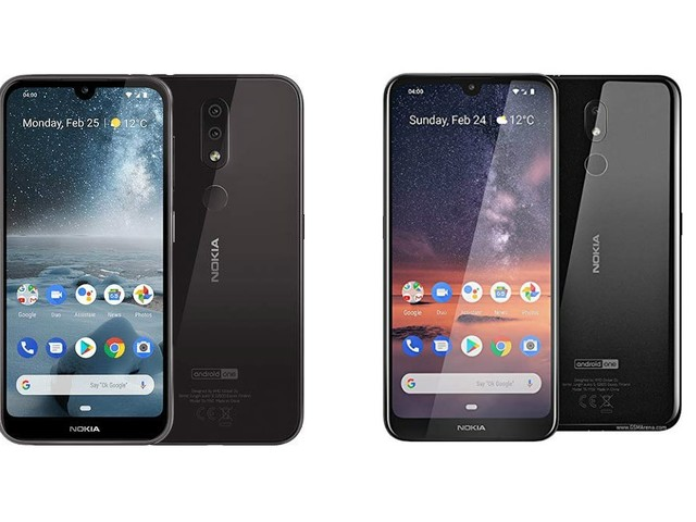 Nokia 3.2, Nokia 4.2 Price in India Slashed, Now Start at Rs. 7,999