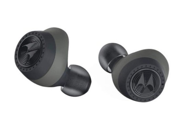 Save over 15% on a pair of sporty wireless earbuds from Motorola