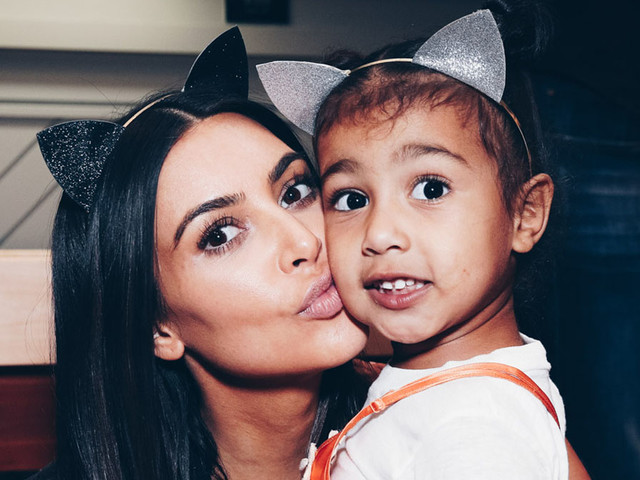 North West Sings 'You Are So Beautiful' to Kim Kardashian - Watch Now!