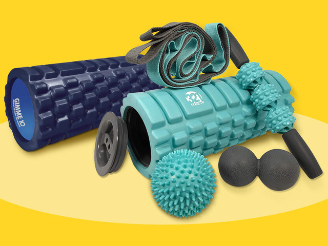 The Best Foam Rollers Your Sore Muscles Will Love