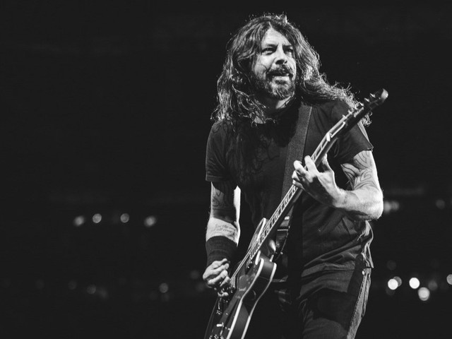 Foo Fighters Welcome Pauly Shore Onstage For 'My Hero' In Columbus