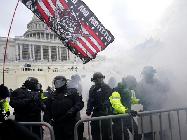 Senate report details broad failures around Jan. 6 attack