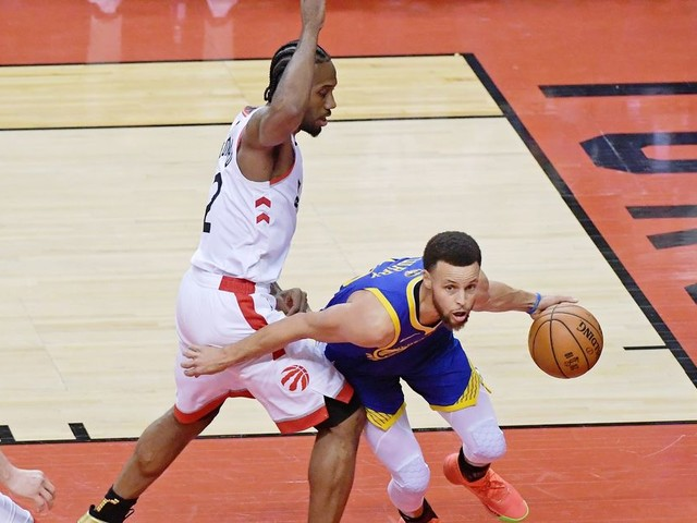 Why the Raptors' defense is built to stop the Warriors