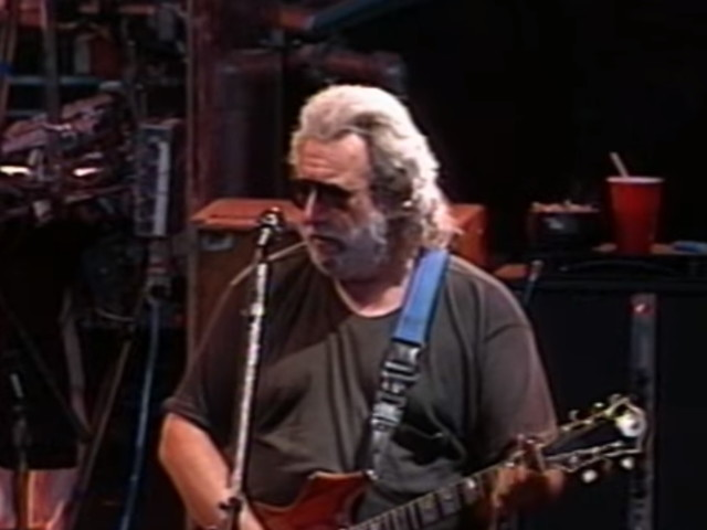 Grateful Dead Performs 'Big Boss Man' In 1990
