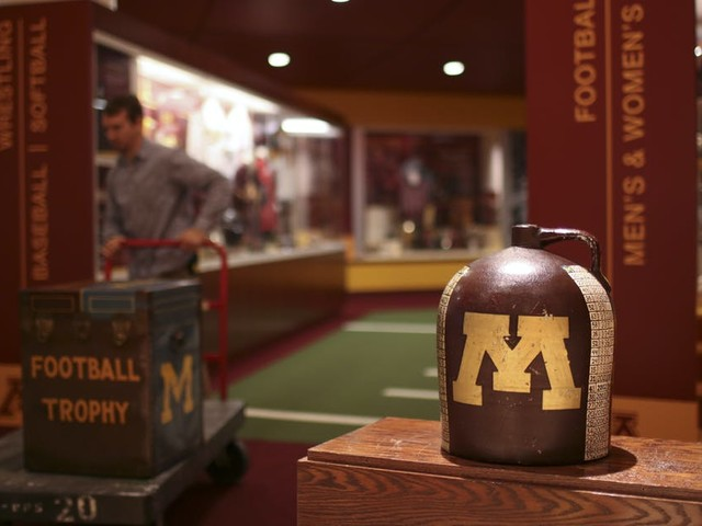 In 1918, the Little Brown Jug rivalry had to navigate a pandemic — and war