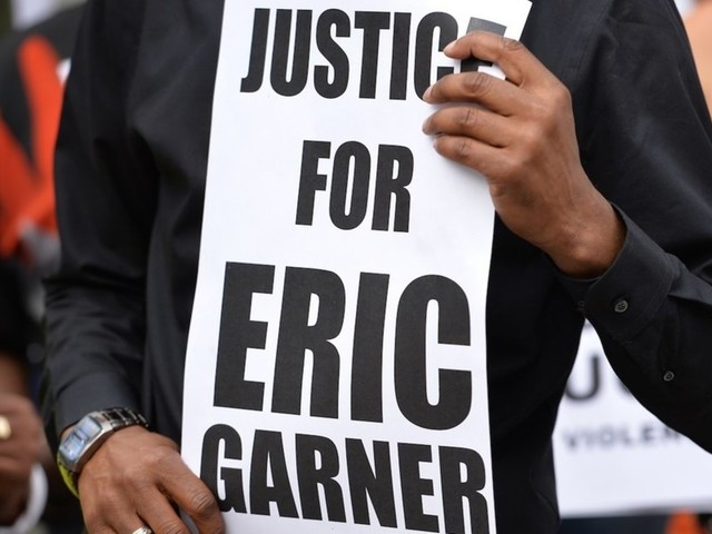 NYPD fires officer who killed Eric Garner with banned chokehold